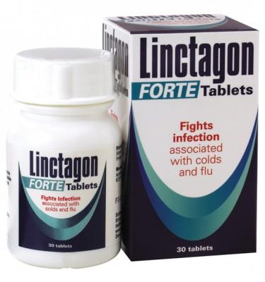 Linctagon Forte Tablets - 30 tablets