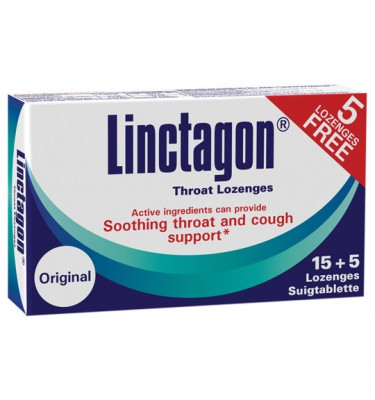 Linctagon Lozenges Original - 15's