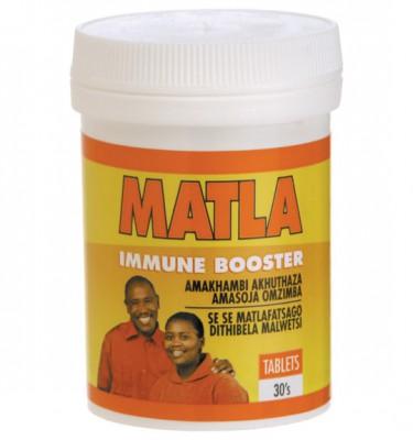 Matla Immune Booster Tablets - 30's