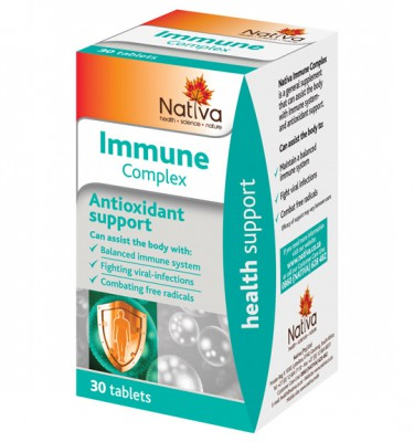 Nativa Immune Complex Tablets - 30's