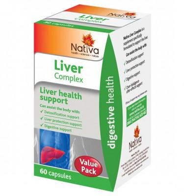 Nativa Liver Complex Capsules