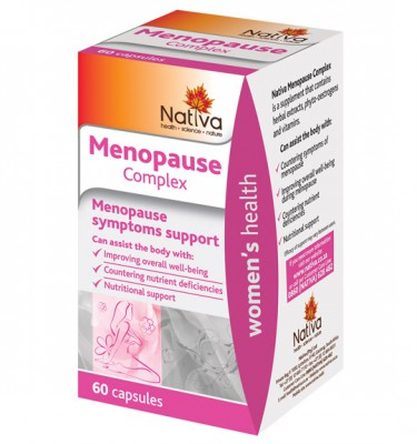 Nativa Menopause Complex Capsules - 60's