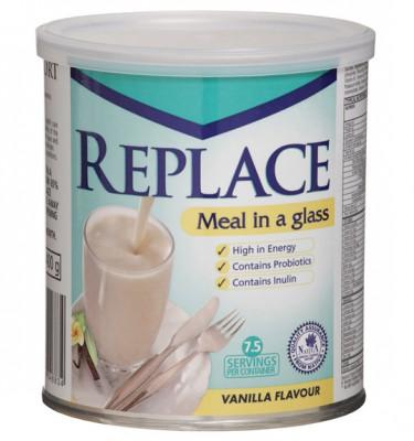 Replace Shake Vanilla - 400 g