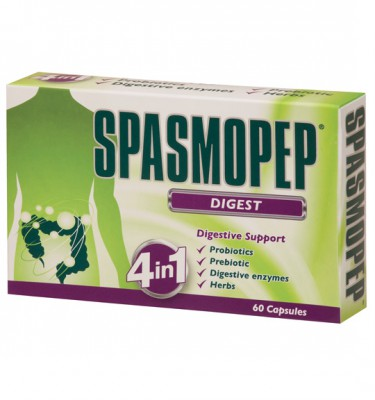 Spasmopep Digest Capsules