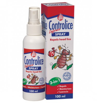 Controlice 3-in-1 Defence Spray - 100 ml