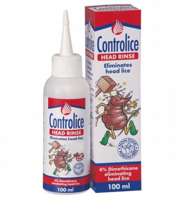 Controlice Head Rinse - 100 ml