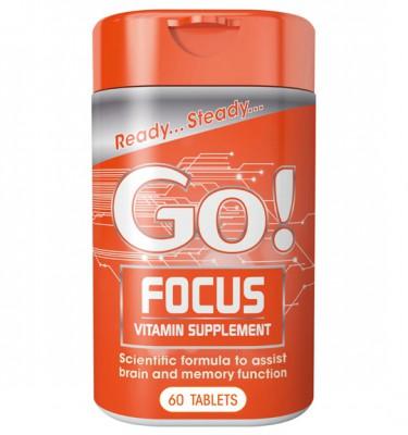 Go! Focus Tablets - 60's