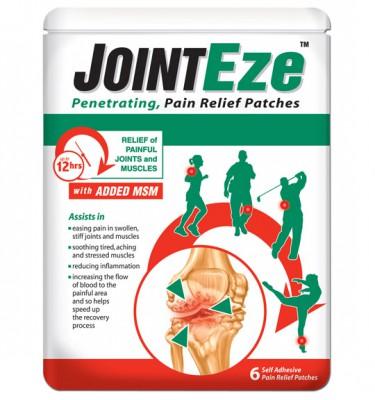 JointEze Penetrating Pain Relief Patches - 6's