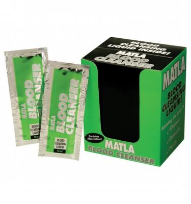 Matla Blood Cleanser Sachets - 24 x 10 ml