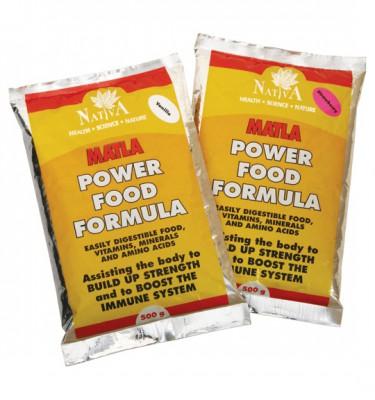 Matla Power Food Strawberry - 500 g