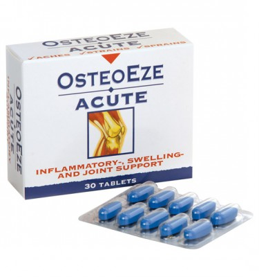 OsteoEze Acute Tablets - 30's