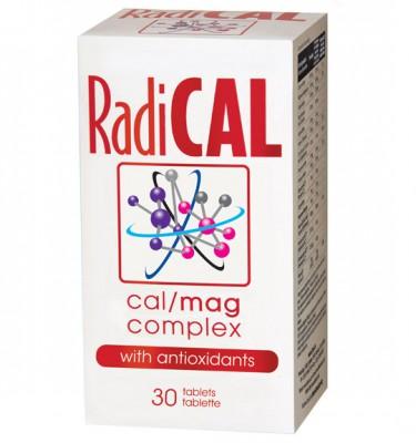 RadiCAL Tablets - 30's